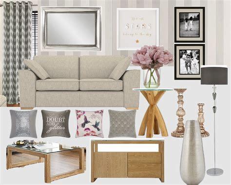 Next Home  Grey Living Room Inspiration