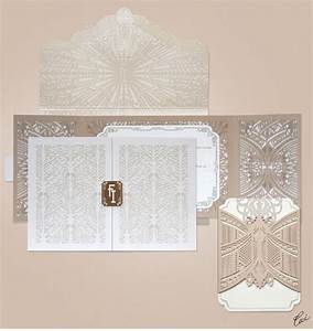 luxury wedding invitations by ceci new york our muse With laser cut wedding invitations new york