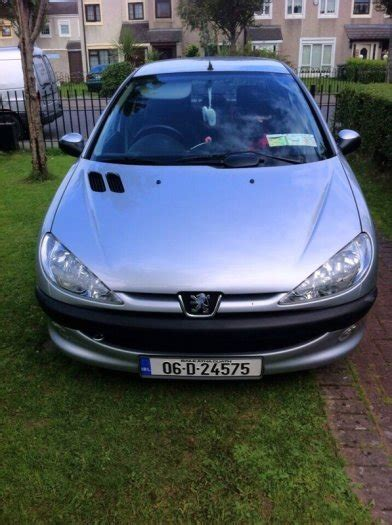 small peugeot cars for sale 2006 peugeot 206 for sale for sale in baldoyle dublin