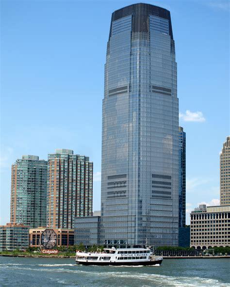 Goldman Sachs Office Tower, Hudson River, Jersey City, New
