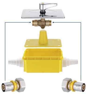 rubinetto gas incasso articoli per gas