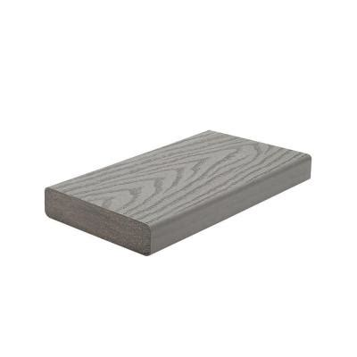 Trex Select Decking Home Depot by Trex Select 2 In X 5 1 2 In X 12 Ft Pebble Grey Square