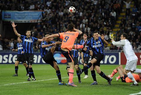 Zlatan Ibrahimovic Photos Photos  Inter Milan V Barcelona