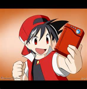 pokemon trainer red adventures images