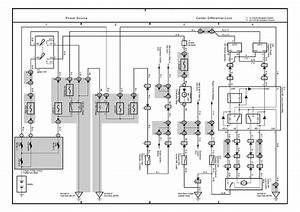 2003 Lexus Lx 470 Parts Diagram