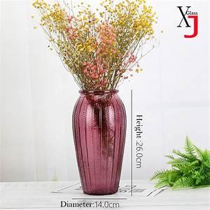 Gros Vase En Verre : grossiste vases verre pas cher acheter les meilleurs vases verre pas cher lots de la chine vases ~ Melissatoandfro.com Idées de Décoration