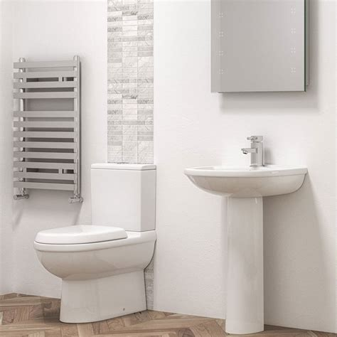 Refine Bathroom Suite By Mylife Bathrooms At Burkes
