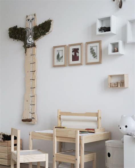 Kinderzimmer Deko Zum Hängen by Kinderzimmer Malen Malplatz Ikea Holz Natur M 228 Dchenzimmer