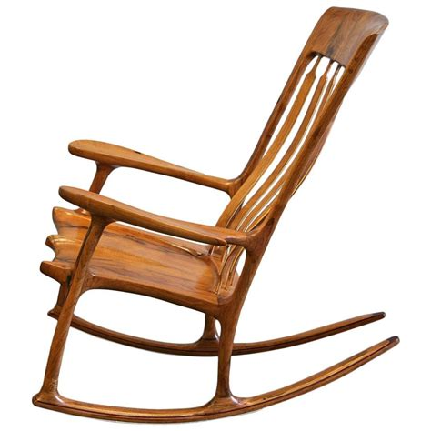 landon sanborn velvet mesquite rocking chair hal taylor