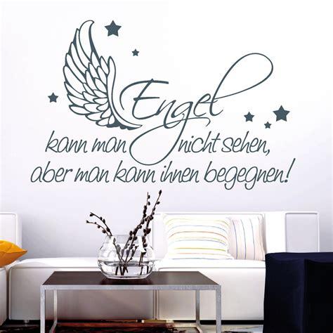 Wandtattoo Kinderzimmer Engel by Engel Kann Nicht Sehen Wandtattoos