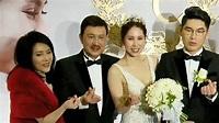 余天嫁女兒!蔡總統親自證婚 遭追問「包多少」引關注|東森新聞