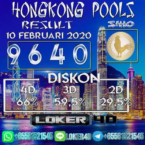result hongkong pools   shio  februari februari
