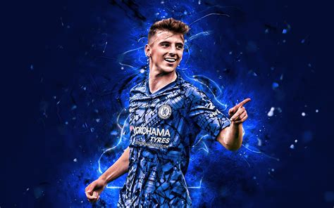 Download wallpapers Mason Mount, 2019, Chelsea FC, english ...