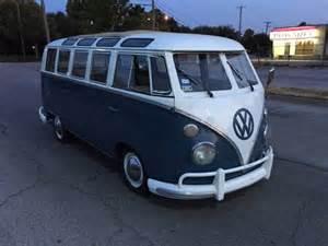 New VW Bus Microbus