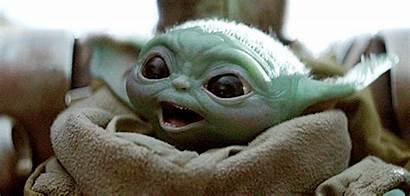 Yoda Wars Mandalorian Saison Gifs Fennec Happy