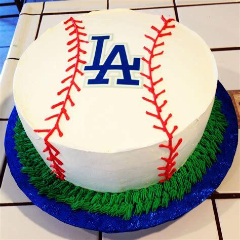 dodgers grooms cake present    los angeles