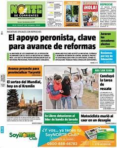 Peri U00f3dico Norte Corrientes  Argentina   Peri U00f3dicos De Argentina  Edici U00f3n De Viernes  1 De