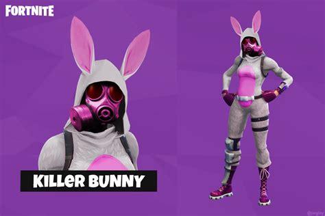 quick skin concept   killer bunny fortnitebr