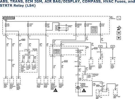 98 Monte Carlo Wiring Diagram by Repair Guides