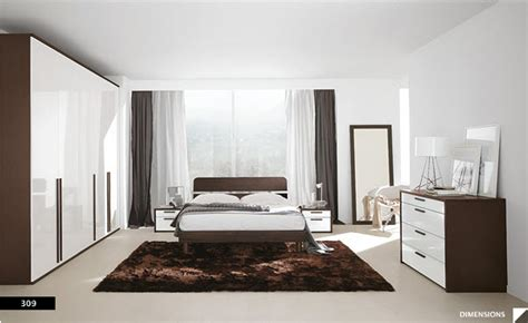 brown and white bedroom 17 strikingly beautiful modern style bedrooms