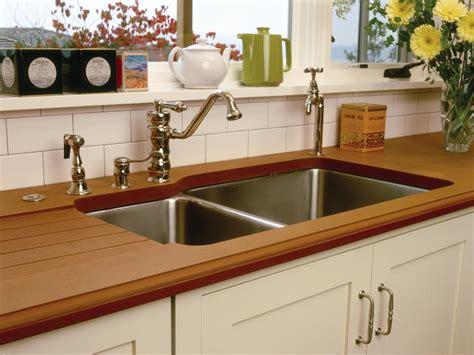 glass kitchen countertops hgtv composite kitchen countertop hgtv