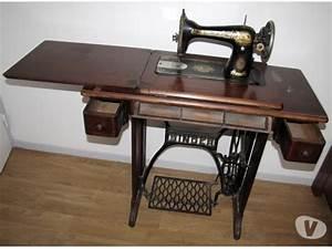 Ancienne Machine A Coudre : machine coudre collection singer offres novembre clasf ~ Melissatoandfro.com Idées de Décoration