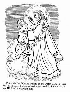 Peter Denies Jesus Craft Activities