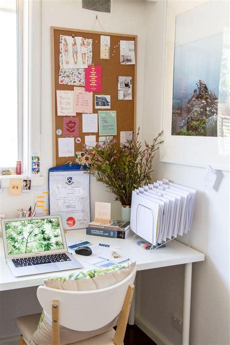 17 best ideas about desk organization tips on desk organization desk wall