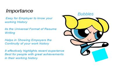 Chronological Resume Advantages And Disadvantages by Ovatising Ova Advertising 3 Types Of Resume And Their