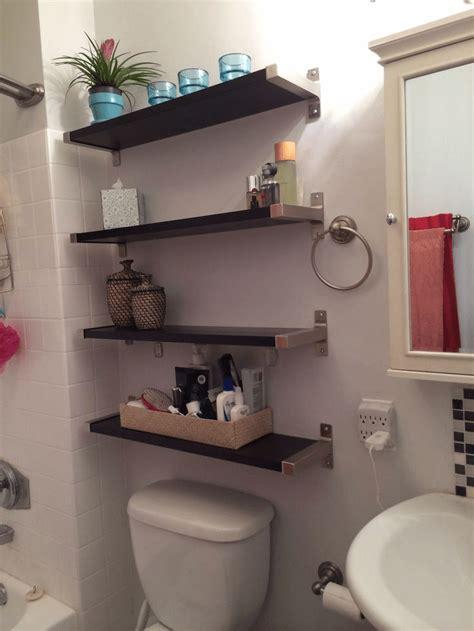 decorate   toilet shelves  thrift shop items