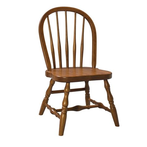 bow back chair for children