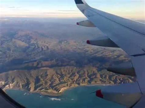 extremely turbulent landing airbus  wellington