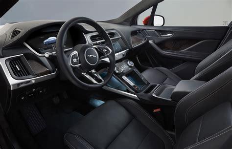 jaguar  pace interior car body design