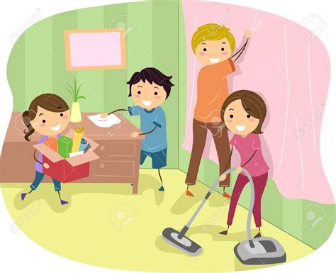 Free Preschooler Cleaning Cliparts, Download Free Clip Art