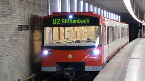 überseequartier U Bahn by U2 Ziegelstein U Bahn N 252 Rnberg