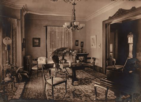 chic room decor room taken circa 1895 10 years