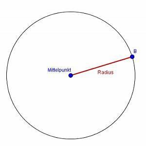 Radius Vom Kreis Berechnen : kreis so berechnest du fl cheninhalt und umfang ~ Themetempest.com Abrechnung
