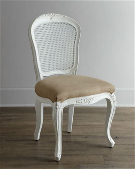 shabby chic quot ladonna quot dining chair traditional dining