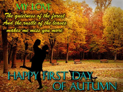 First Day Of Fall 2019 day  autumn card     day 550 x 413 · animatedgif