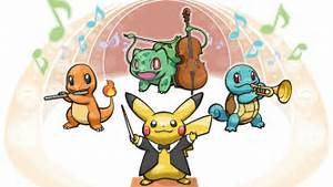 pokemon music is evolving into a live orchestral concert series