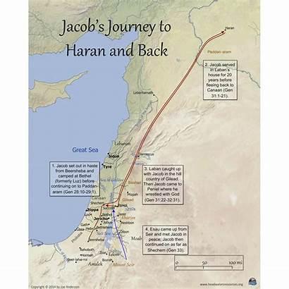 Map Bible Testament Maps Israel Patriarchs Exodus