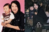59歲陳秀珠全家照,素顏憔悴略顯老態,未婚生育孩子生父至今成謎 - 每日頭條