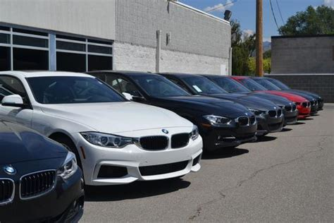 Bmw Of Murray  Murray, Ut 84107 Car Dealership, And Auto