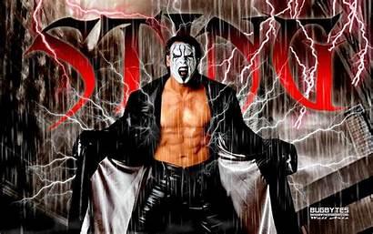 Sting Wwe Wallpapers Wcw Wrestler Wallpapersafari Cool