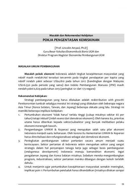 Jalan perubahan untuk indonesia