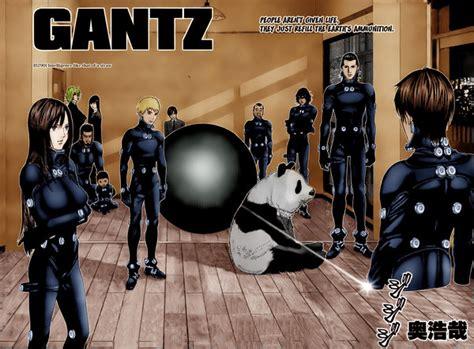 gantz full color  uchihazero  deviantart