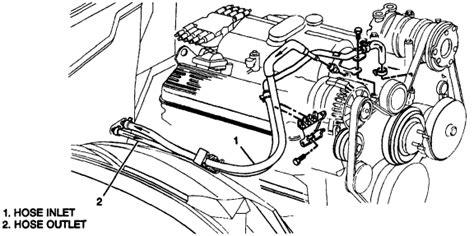 1996 Chevy Tahoe Vacuum Diagram by 46 1999 Suburban Heater Hose Diagram 1999 Suburban 1500