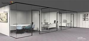 Raumteiler Aus Glas : raumteiler aus glas badezimmer beton modern glaswand dusche raumteiler aus glas und stahl ~ Frokenaadalensverden.com Haus und Dekorationen
