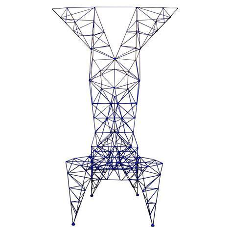 Tom Dixon's Pylon Chair For Sale at 1stdibs