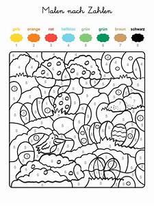 Pinterest Anmelden Kostenlos : ausmalbild malen nach zahlen ostereier ausmalen kostenlos ausdrucken kids pinterest h te ~ Orissabook.com Haus und Dekorationen
